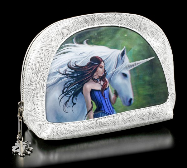 Make Up Bag with 3D Unicorn - Enchanted Pool