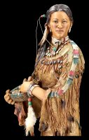 Female Indian Figurine - Amitola