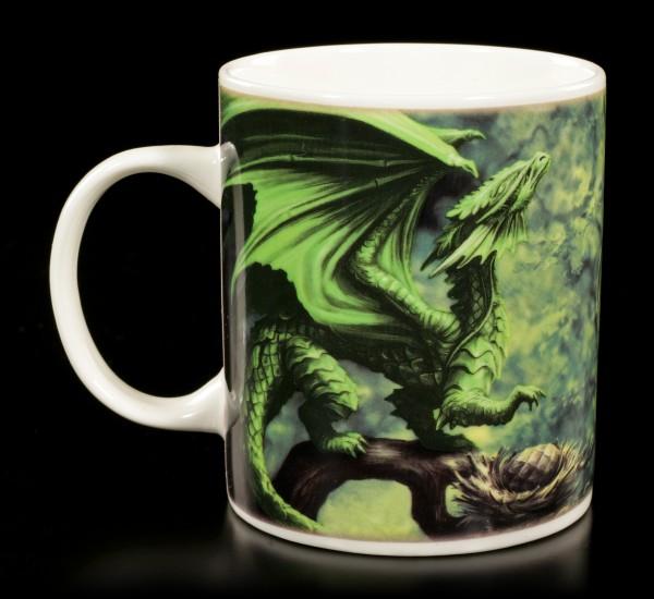 Tasse Walddrache - Forest Dragon
