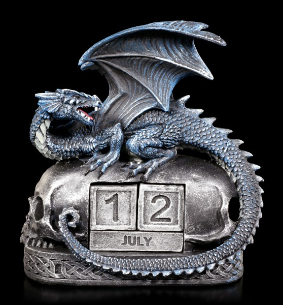 Dragon Figurine as Calendar - Year Keeper