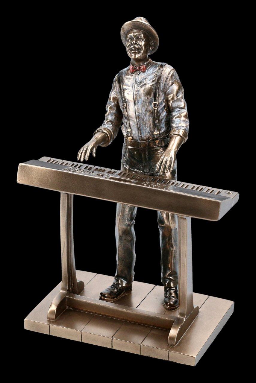 Jazz Band Figurine - Keyboarder