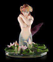Mermaid Figurine - Hundred Tears by Sheila Wolk