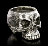 Alchemy Skull Tealighter
