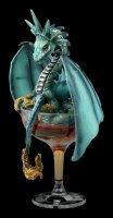 Dragon Figurine - Manhattan by Stanley Morrison