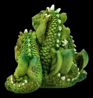 Cute Dragon Figurine - No Evil...