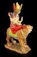Durga Figur - Hindu Göttin