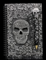 Journal with Ballpen - Baroque