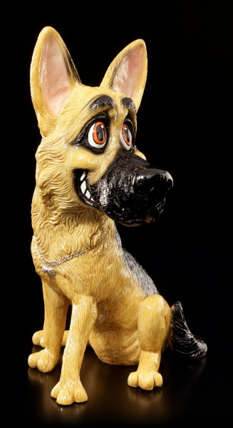 Dog Figurine - German Shepherd Sadie - Pets with Personality