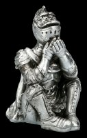 Sitting Knights Figurines - No Evil