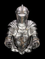 Knight Toilet Paper Holder - Sir Wipealot