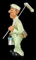 Painter - Funny Job Figurine