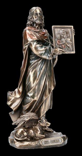 Heiligen Figur - Lukas - Verfasser des Lukasevangelium