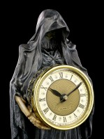 Reaper Table Clock - Final Hours