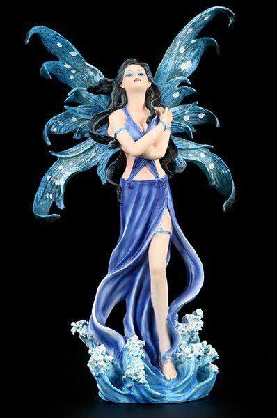 Elementar Elfen Figur - Wasser - Aquana