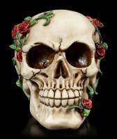 Skull - Rose From Beyond