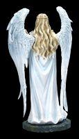 Engel Figur mit himmlischer Botschaft