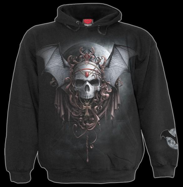 Goth Nights - Skull Hoody