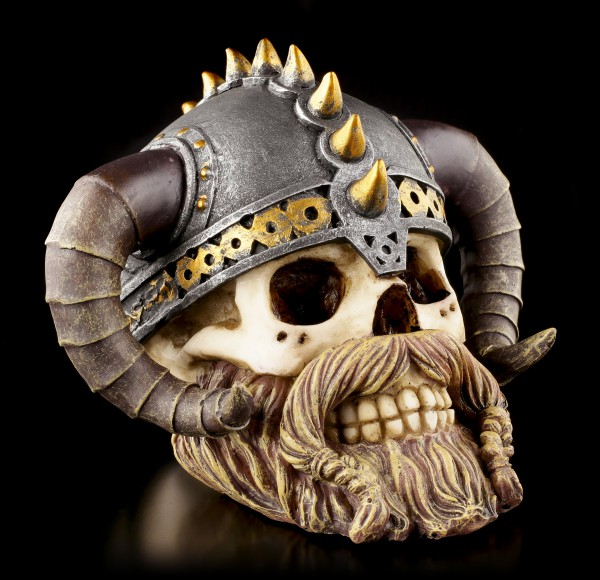 Viking Skull - Erik