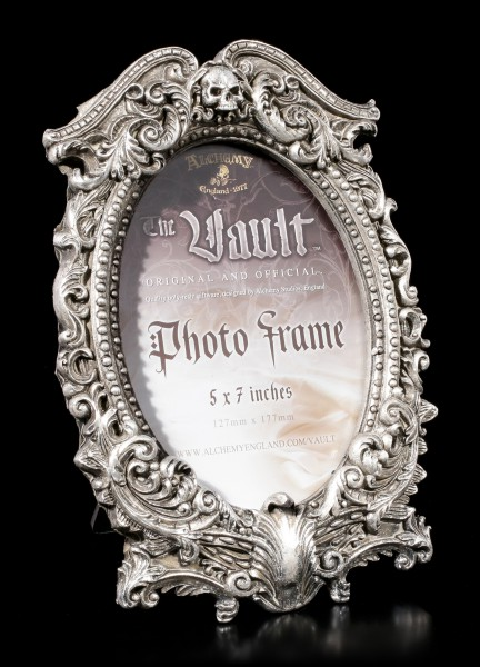 Photo Frame - Masque of the Rose