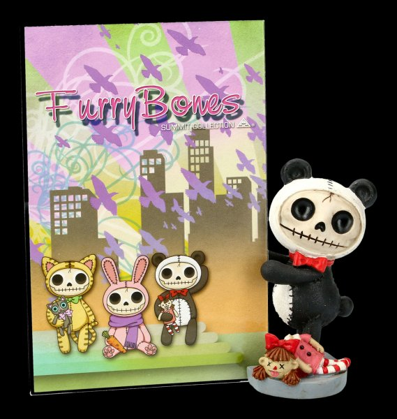 Furrybones Bilderrahmen - Pandie