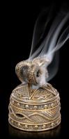 Incense Cone Holder - Baphomet