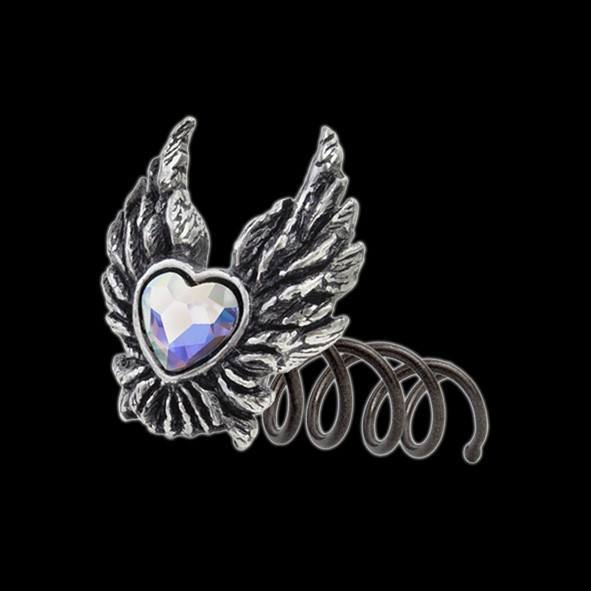 Heart of An Angel - Alchemy Hair Accessory