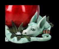 Dragon Figurine - Holiday Treasure