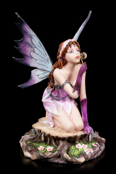 Fairy Figurine - Loreley blows Bubbles