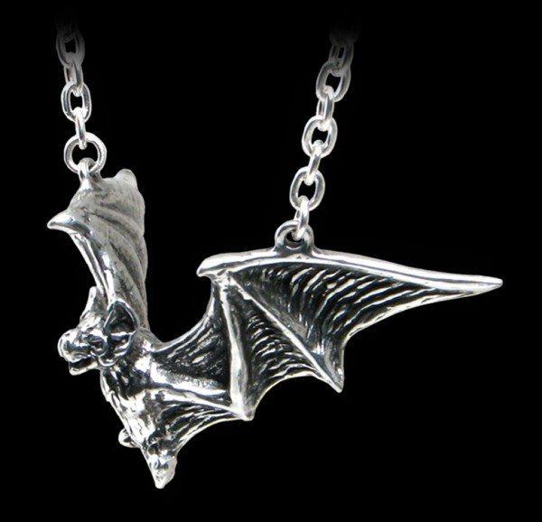 Alchemy Gothic Halskette - Om Strygia