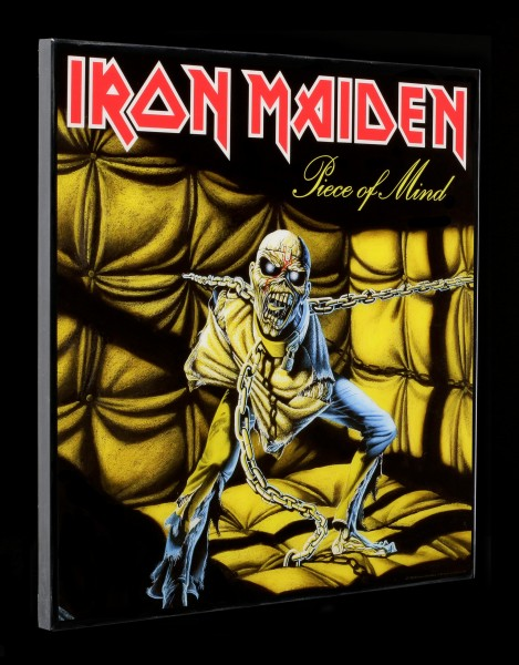 Iron Maiden Crystal Clear Picture - Piece of Mind