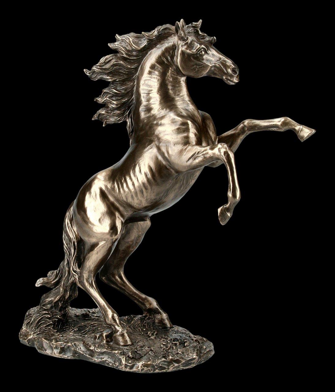Horse Figurine - Wild Horse Bolt