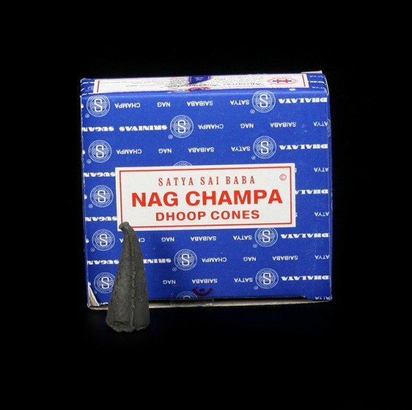 Incense Dhoop Cones - Nag Champa