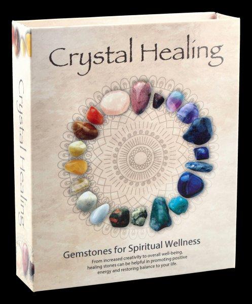 Crystal Healing - Set of 12 Gemstones