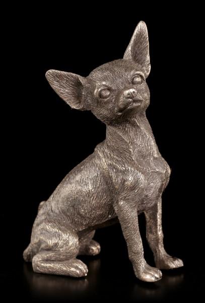 Hunde Figur - Chihuahua Hündin