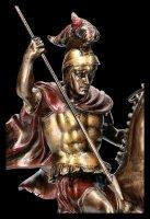 Knight Figurine - St. Georg the Dragon Killer