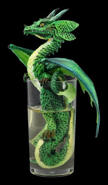 Drachen Figur Cocktail - Mojito