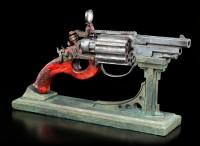 Steampunk Decoration Gun - The Trigan Pistolle MK II