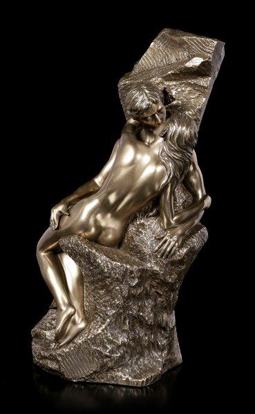 Der Kuss von Rodin - Skulptur