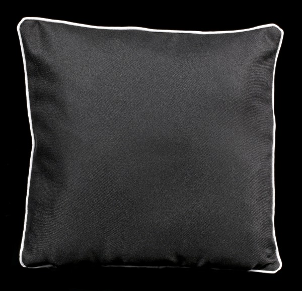 Black Cushion - Reserved for the Cat