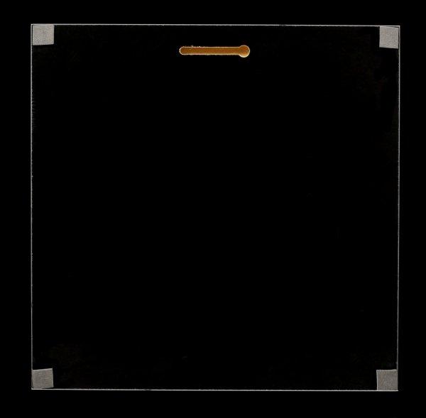 AC/DC Hochglanz Bild - Back in Black