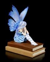 Elfen Figur - Book Muse Fairy