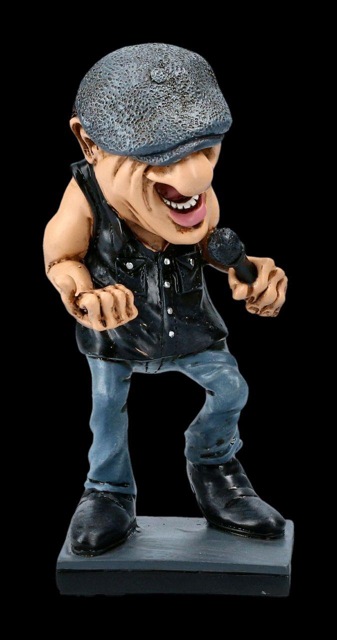 Funny Job Figurine - Rockstar Brian