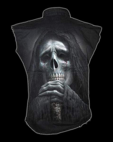 Ärmelloses Worker Shirt - Requiem