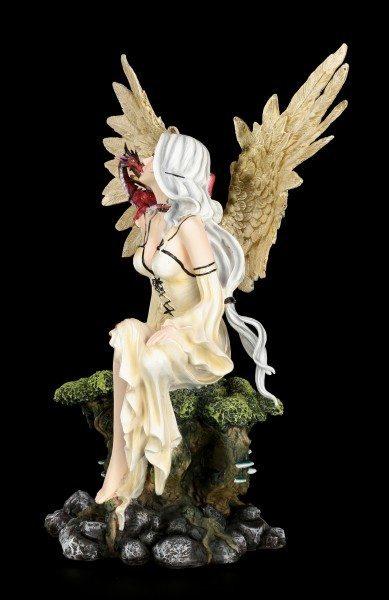 Angel with yellow Dress - Angela