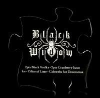 Alchemy Puzzle Untersetzer Set - Gothic Cocktails