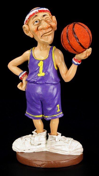 Basketballer - Funny Sports Figur