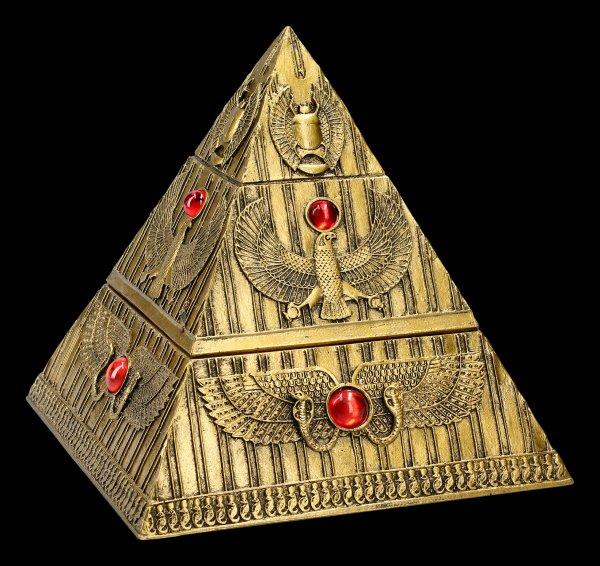 Schatulle - Pyramide