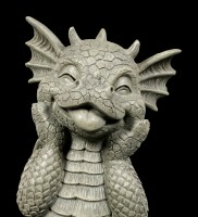 Garden Figurine - Dragon Sweety