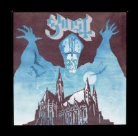 Ghost Hochglanz Bild - Opus Eponymous