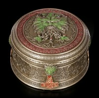 Celtic Box - Treasures of the Oak